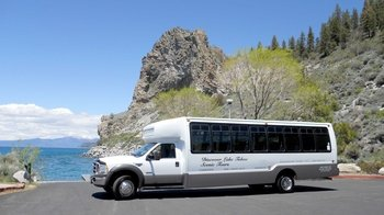 Guided Lake Tahoe & Olympic Valley Luxury Shuttle Tour
