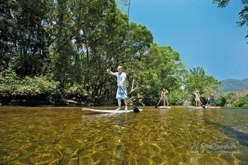Mossman Rainforest Magic Stand Up Paddle