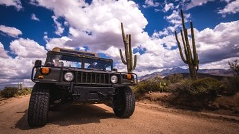 H1 Hummer Tour of the Sonoran Desert