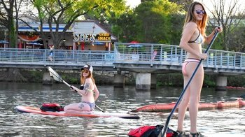 Intro Stand-up Paddleboard Session with Lesson