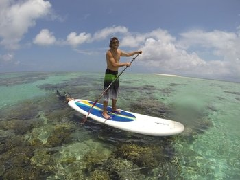 Undine Cay Kite, Snorkel, Spear & Dive Tour
