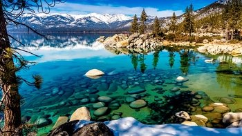 Guided Lake Tahoe Photography Tour
