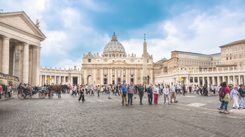 2-in-1: Entire Vatican Tour & Skip-the-Line Colosseum Ticket