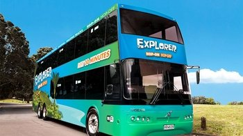 Waiheke Explorer Hop-On Hop-Off Bus Tour