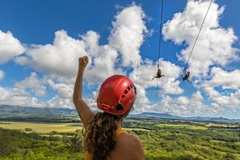 AdrenaLine Zip line Course