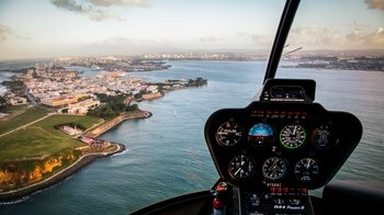 Introduction to San Juan Helicopter Tour