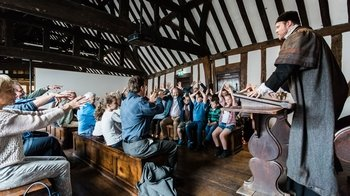 Shakespeare's Schoolroom & Guildhall Admission Tickets