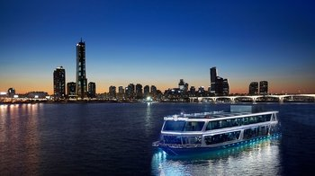 Night Views of Seoul Tour with Dinner, River Cruise & Observatory
