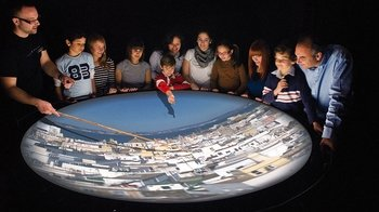 Admission to Tavira Tower & Camera Obscura