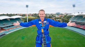 RoofClimb Experience at Adelaide Oval