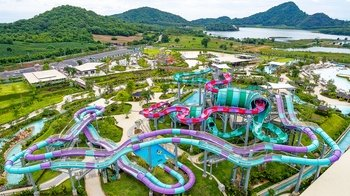 Ramayana Water Park Admission