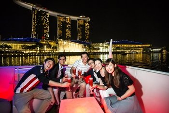 Singapore City Nightlife Tour