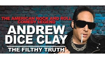 Andrew Dice Clay: The Filthy Truth at Laugh Factory Las Vegas