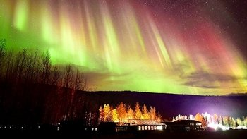 Midnight Northern Lights Tour at Chena Hot Springs Resort