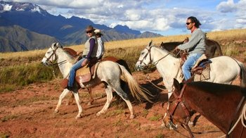 Half-Day History & Archaeology Horseback Riding Tour