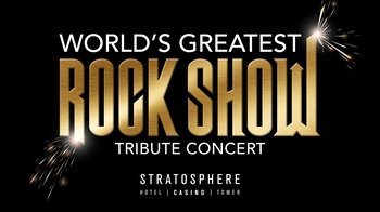 Admission to The World's Greatest Rock Show