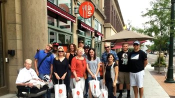 Historic Downtown Food & Cultural Walking Tour with Tastings