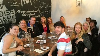 Capitol District Sunday Brunch Walking Tour with Tastings