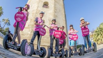 Seville Highlights by Segway