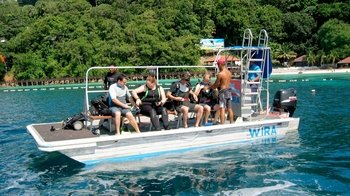 Pulau Payar Marine Park Day Trip with Snorkeling & Lunch