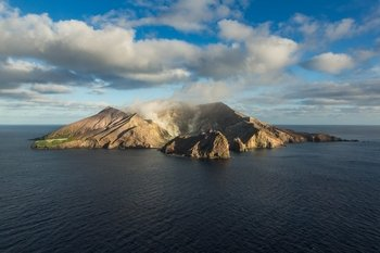 White Island Volcano Scenic Helicopter Flight