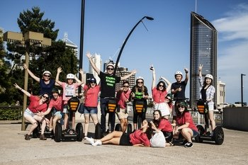 2 Hour 15 Min Segway Brisbane's Breath-taking Sites