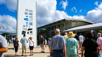 Virtual Reality Experience & Self-Guided Tour of the USS Arizona Memorial