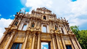 Full-Day Macau Tour with Roundtrip Ferry Transportation & Lunch