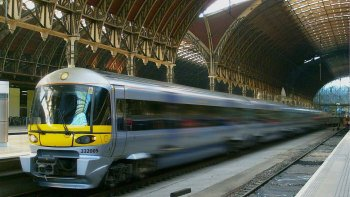 Heathrow Express - Airport to Paddington Train Station