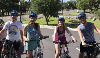 2 Hour eBike Hire in Beautiful Salado