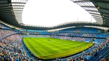 Premier League: Manchester City FC Football Games at Etihad Stadium