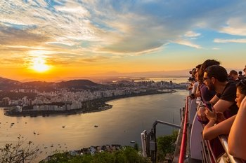 Corcovado, Selaron Stairs & Sugarloaf Mountain Afternoon Tour