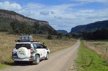 Full Day Cambanoora Gorge & Queen Mary Falls 4WD Adventure