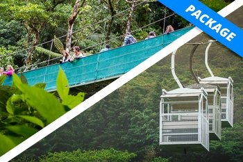 Inspiring Nature Package with Hanging Bridges & Aerial Tram