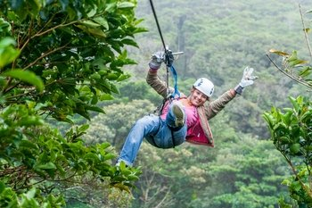 Unmatched Adventure Zip Line Experience