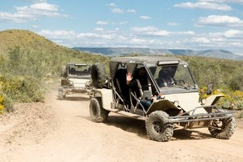 Half-Day Tomcar ATV Tour