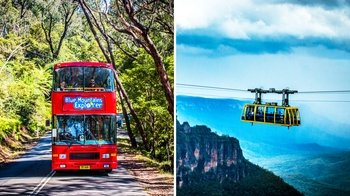 Blue Mountains Hop-on Hop-Off Pass with Scenic World