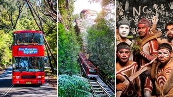 Blue Mountains Hop-On Hop-Off Pass with Scenic World & Waradah Admission