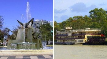 2-Day Combo: Grand Adelaide Tour & Murray River Cruise