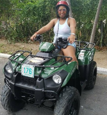 Quad bike Hire in Nassau-KAWASAKI 300CC