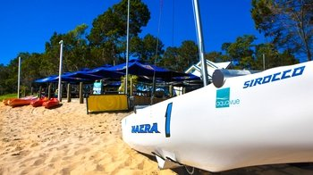 Personal Catamaran Rental in Hervey Bay
