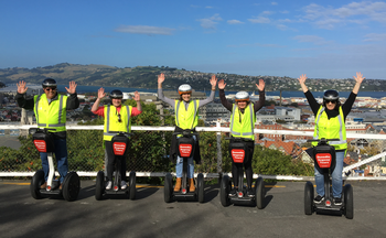2 Hour City Segway Tour - The premier way to feel the Vibe