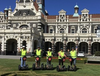 60-Minute Dunedin City Segway Taster Tour