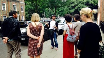 Hampstead Village History & Literary Walking Tour