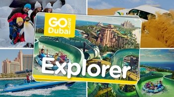 Dubai Explorer Pass: 40+ Attractions on 1 Card