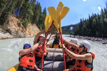 White Water Discovery - Full Day Rafting