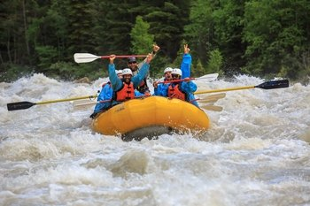 White Water Express - Half Day Rafting