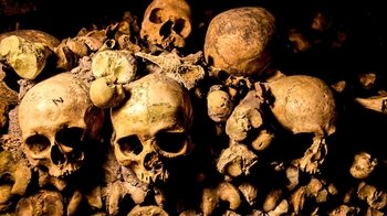 Skip-the-Line Admission to the Paris Catacombs with Audio Guide