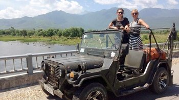 Full-Day Private Jeep Tour to Hue from Hoi An or Da Nang