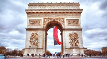 Skip-the-Line Admission to Arc de Triomphe with Guided Tour